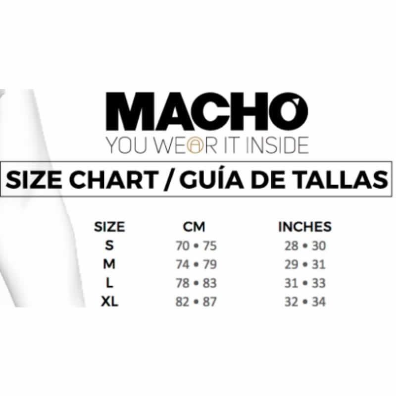 Tallas Macho Underwear ropa interior masculina